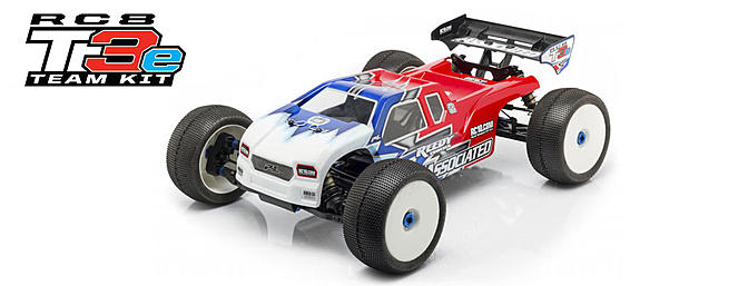 Team Associated RC8T3e Team 4WD Kit
