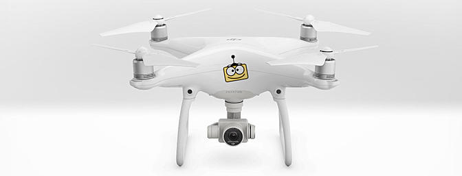 Four Things I Like About The DJI Phantom 4