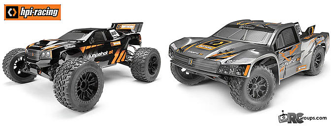 HPI Jumpshot ST and SC RTR