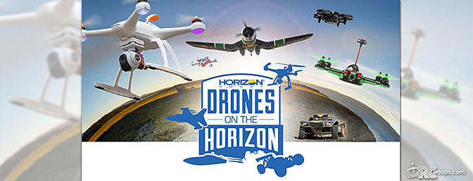 Horizon Hobby Event - Drones on the Horizon RC Festival