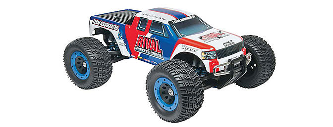 Team Associated 1/8th Rival Monster Truck