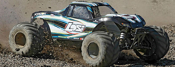 Losi 1/5 Scale Monster Truck XL