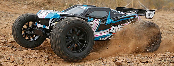 Losi TEN-MT 4WD