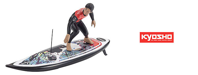 Kyosho Lost Surfboards Edition RC Surfer 3 RTR
