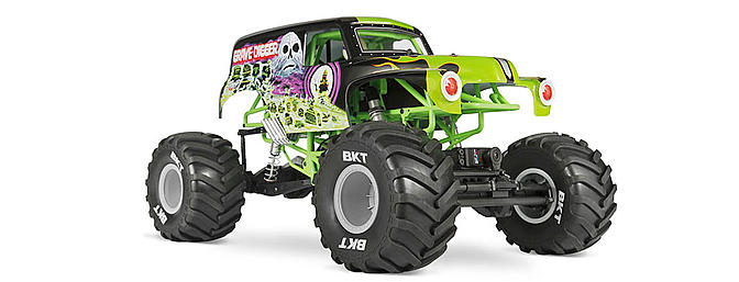 Axial SMT10 Grave Digger 4WD RTR