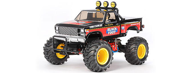 Tamiya Blackfoot 2016 Kit