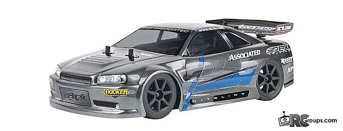 Team Associated 1/18 APEX Touring Car 4WD RTR