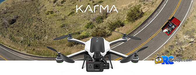 It's Here! The GoPro Karma
