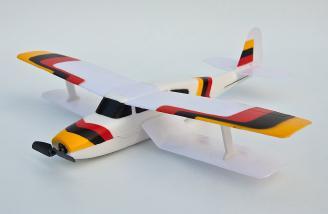 Biplane Airplane Module