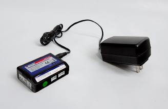 The included lipo balancing charger