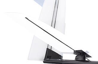 Heinrich Stork 6 X features lighter foam tail surfaces