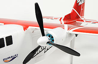 Skymule's twin brushless power