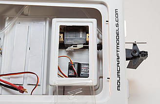The waterproof radio box