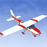 Top Flite Cessna 182 Skylane