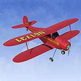 Flyzone Beechcraft Staggerwing