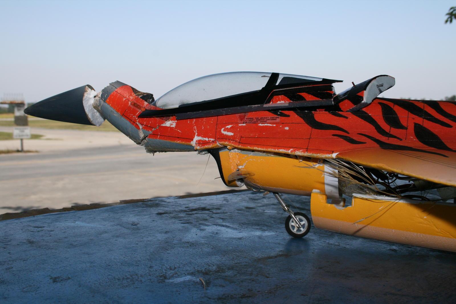 Lowflying plane prompts crash search near Whitetail