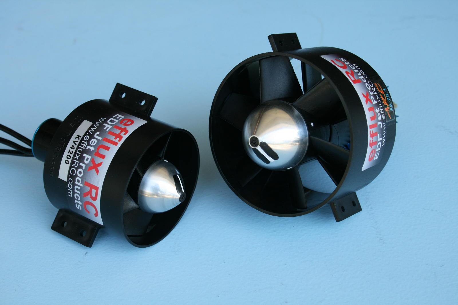 Wemotec 70mm & 90mm Pro fans