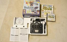 RealFlight Gen2, with Real Flight #3 add-ons