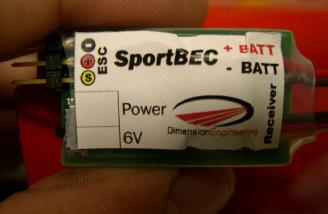 <a href=http://www.dimensionengineering.com/SportBEC.htm>Dimension Engineering SportBEC </a> Cool.... it's 5 or 6 volt selectable.