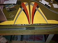 Name: IMG_20120103_223617.jpg Views: 318 Size: 122.0 KB Description: Main wings completed with extensions installed
