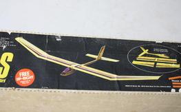 Vintage House of Balsa 2-S Woodie Kit NIB $55.00 FREE SHIPPED!!!