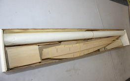 Plans & Cut Parts for Delta Diamond Ed Elfurth Slope Plane $40.00 FREE SHIPPED!!!