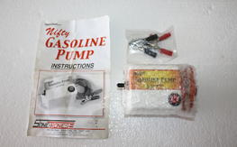 Sonic-Tronics Nifty Electric Gasoline Pump NIP