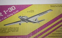 Vintage Sig Manufacturing Schweizer 1-30 Motor Glider Balsa Kit $35.00 FREE SHIPPED!!