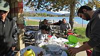 Name: HDV Eggroll Day..12-13-14 035.jpg Views: 14 Size: 871.7 KB Description: Grub Time at Hansen Dam!