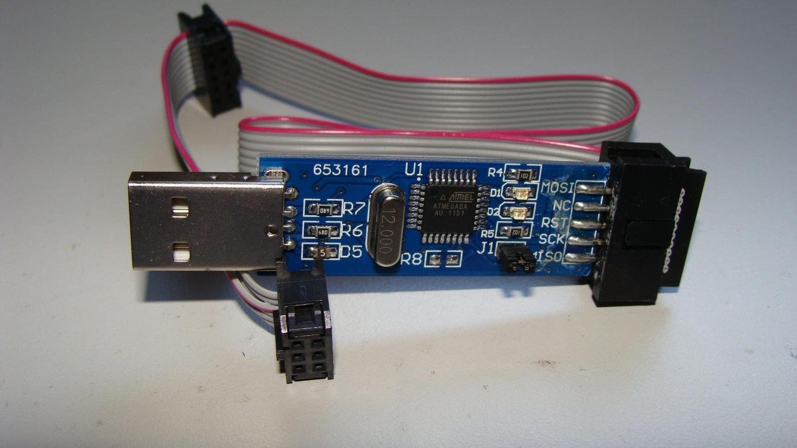 Toàn tập USB Flash! Từ cấu tạo đến xử lý lỗi và cách nạp Firmware A5187069-209-USB1