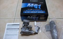 NIB Megatech M61 with muffler