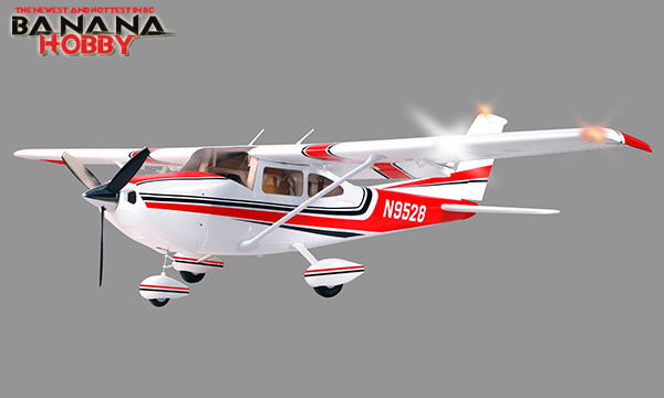 Name: Banana Hobby Cesnana 182 in red 3 RTF.jpg