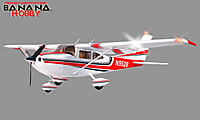 Banana Hobby Cesnana 182 in red 3 RTF.jpg