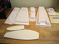Name: r-4.jpg Views: 8 Size: 77.7 KB Description: Molded ABS deck components and keel and rudder - think these are fiberglass ..