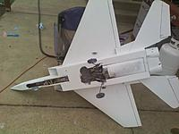 Name: F-15 bottom view with out belly pan on 2.jpg