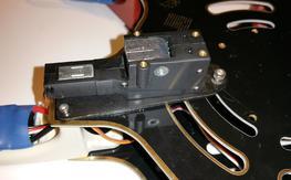 F550 Retract adaptors