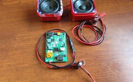 MrRCSound V4 with Extra Speaker