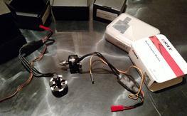 Quad - Emax MT2204 2300kv and 12a ESCs