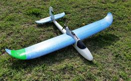 """RTF 55"""" wing Span EZ Star"""