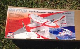 NIB 3D Rhythm