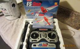 Flight simulator FSOne V1
