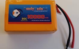 RMRC 10,000mAh 6S 30C Lipo Pack