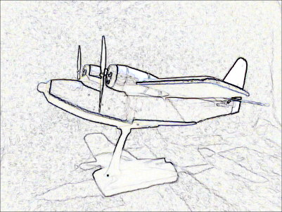 Name: Grumman Albatross black'n'white side view.png