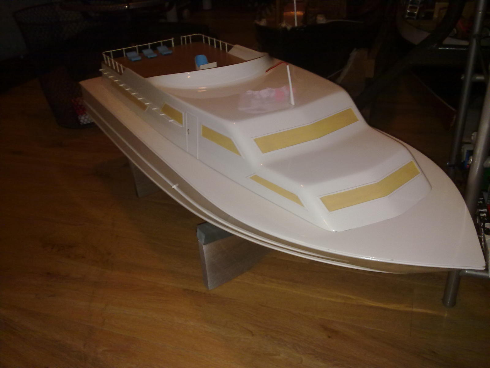 my new boat