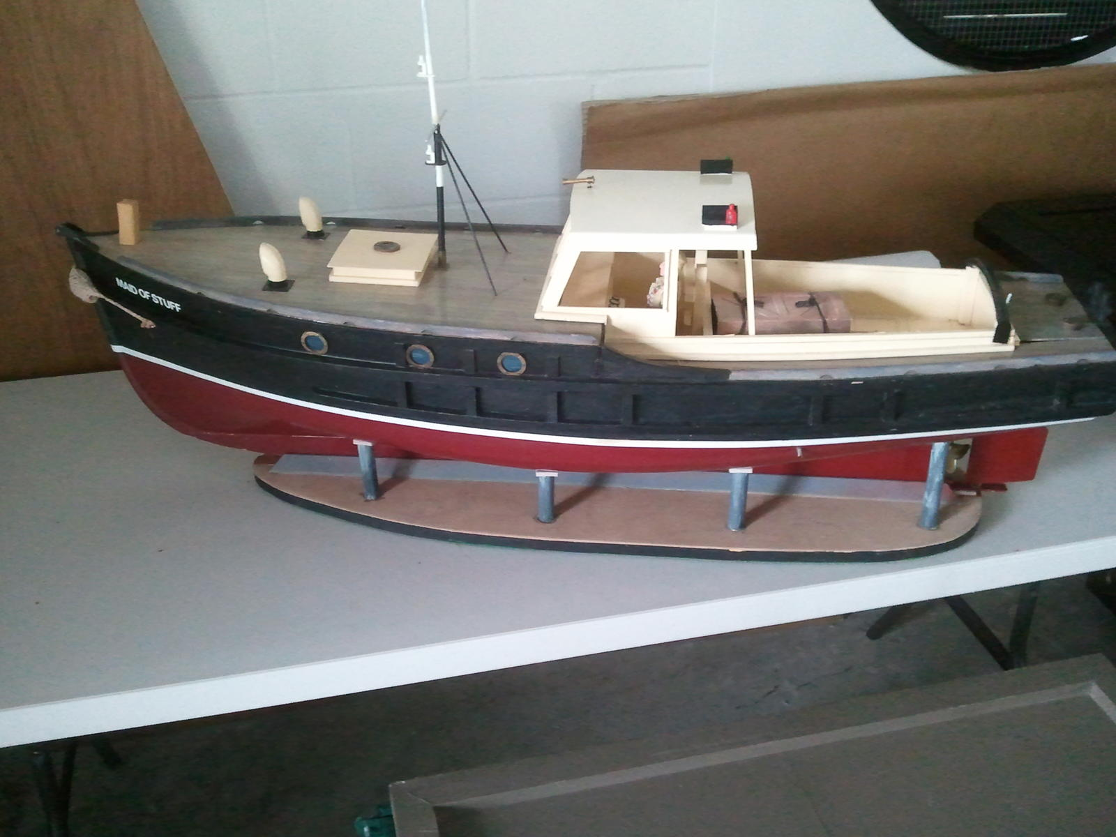 my new boat i am geting next week cant wait