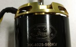 Used Scorpion HK-4025-550KV Electric Motor