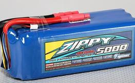 F/S: (1) New 6S Zippy Flightmax 5000 mAh 40C Lipo