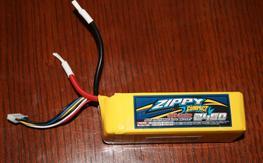 Zippy Compact 35c 2450 5s Lipo