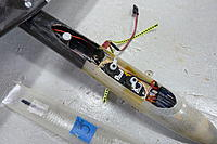 Name: Rcvr, servos and balance tube.jpg