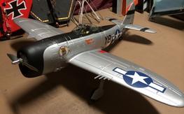 ParkZone P-47 w/ Retracts